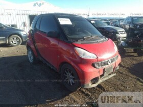 vin: WMEEJ3BA7DK692831 2013 Smart Fortwo 1.0L For Sale in Delta CO