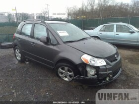 vin: JS2YB5A35C6305472 2012 Suzuki SX4 2.0L For Sale in Shady Spring WV