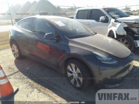 vin: 5YJYGDEE3LF059205 2020 Tesla Model Y Dual Motor Fr AC Induction For Sale in Justin TX