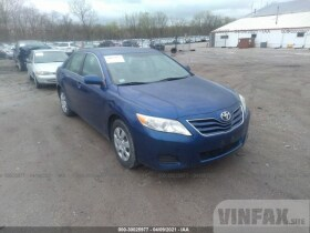 vin: 4T4BF3EK5BR134891 2011 Toyota Camry 2.5L For Sale in Davenport IA
