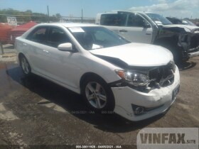 vin: 4T1BF1FK5EU417681 2014 Toyota Camry 2.5L For Sale in New Orleans LA