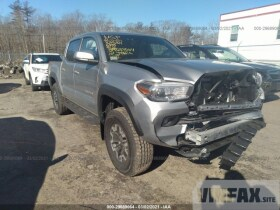 vin: 5TFCZ5AN0MX256999 2021 Toyota Tacoma 4WD 3.5L For Sale in Templeton MA