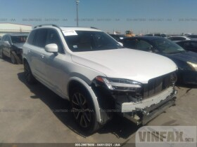 vin: YV4A22PK8H1157585 2017 Volvo Xc90 2.0L For Sale in Dale TX