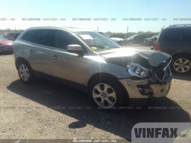 vin: YV4952DL3C2342945 2012 Volvo Xc60 3.2L For Sale in New Orleans LA