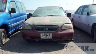 vin: JS2GB41S925400828   	2002 Suzuki      for sale in UAE | 243890