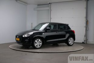 vin: JSAAZC83S00206101 2018 Suzuki SWIFT Hatchback 1.2 ActieAuto 5d Select BlackFriday Edition, Petrol 66 kW, 5d, Manual 5s