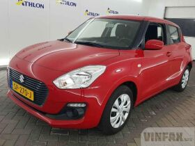 vin: JSAAZC83S00200420 2018 Suzuki Swift 1.2 Comfort 5D 66kW, Petrol 90 HP, Manual 5speed