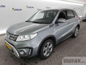 vin: TSMLYD21S00201903 2016 Suzuki Vitara 1.6 Exclusive 5D 88kW, Petrol 120 HP, Manual 5speed