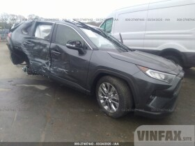 2020 Toyota Rav4 2.5L For Sale in Graham NC