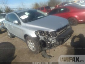 vin: YV4982DZ0A2052428 2010 Volvo Xc60 3.2L For Sale in Memphis TN