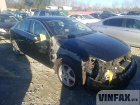 vin: YV1612FH0D2206410 2013 VOLVO S60 T5