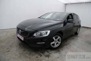 vin: YV1FW79C0G1308970 2016 Volvo V60 '11 D3 Geartronic Kinetic 5d, Diesel 150 HP, 5d, Auto 6speed
