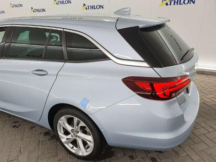 VIN: W0LBE8EL1H8033158 Opel Astra Sports Tourer 2016