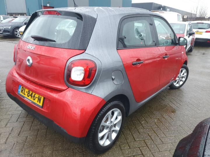 VIN: WME4530421Y164623 Smart FORFOUR 2018